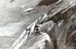 Прохождение ледопада 1й ступени Рог-Сиоб