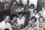 Посиделки на квартире Валентины Ивановны Завгородней